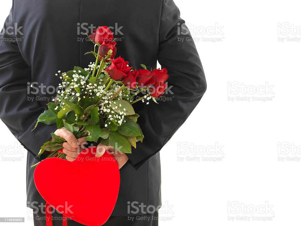Valentine's Day royalty-free stock photo