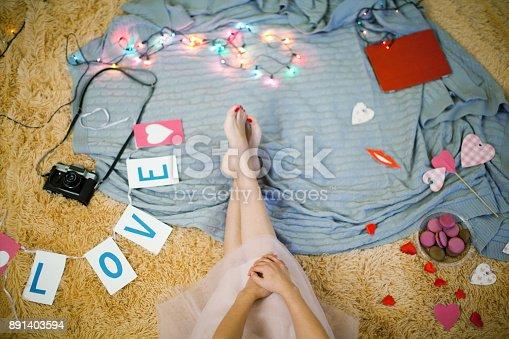 891402486 istock photo Valentine's Day 891403594