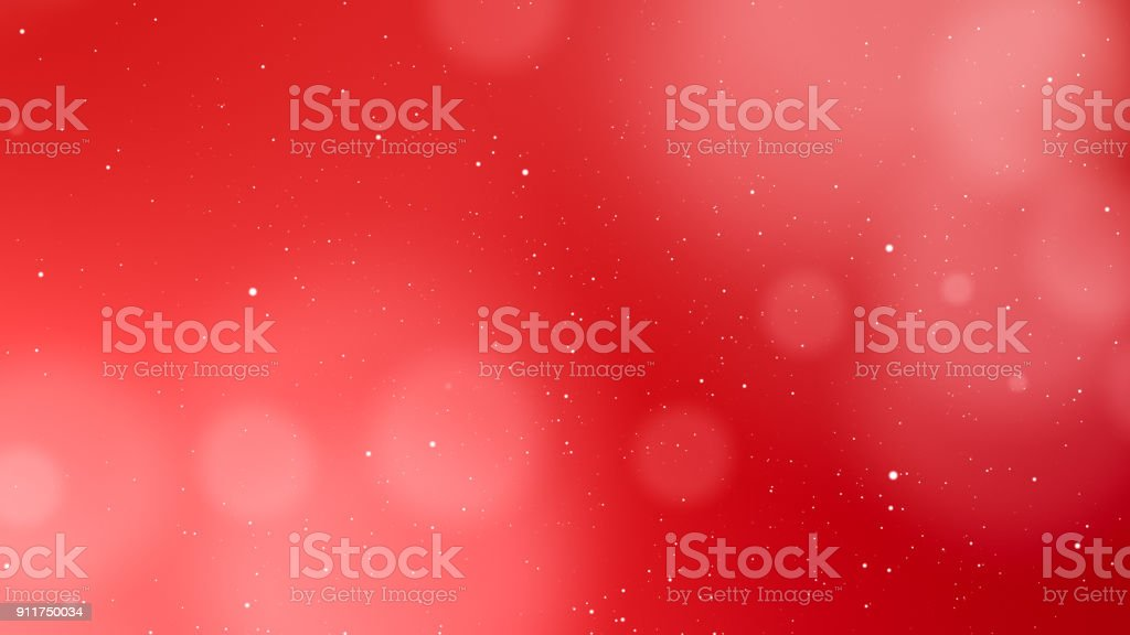 Valentines Day Red Abstract Background stock photo