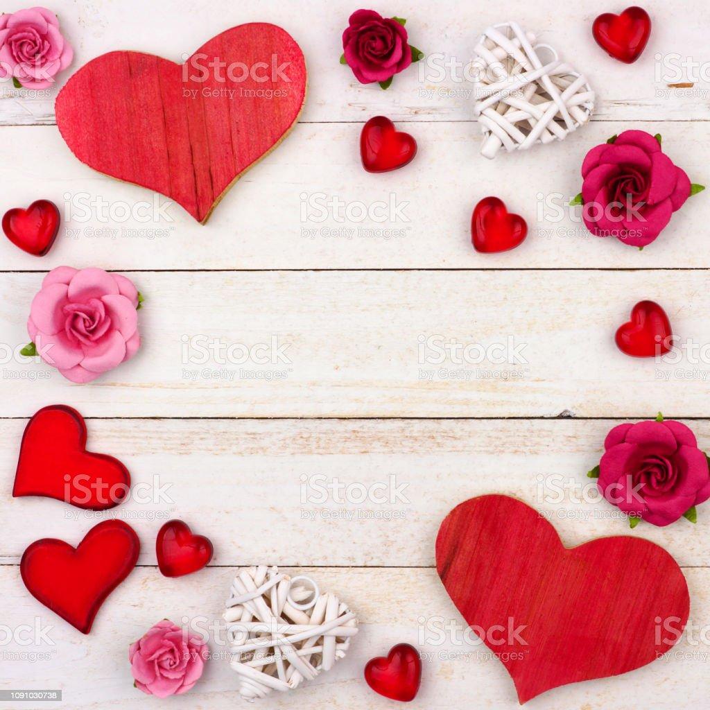 Red que te amo Colgando Decoración Día de San Valentín Vintage Shabby Chic Decoración De Regalo