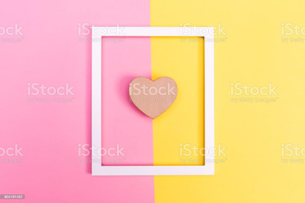 Valentine's day theme stock photo