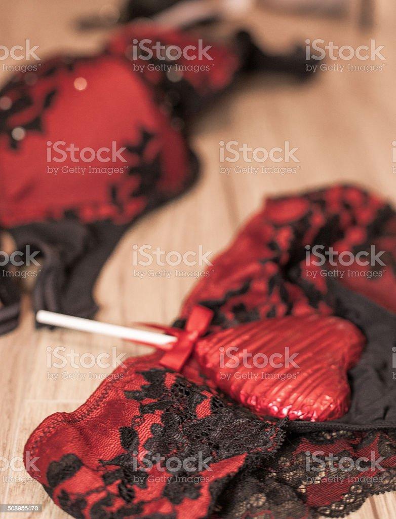Valentinstag-Behandlung – Foto