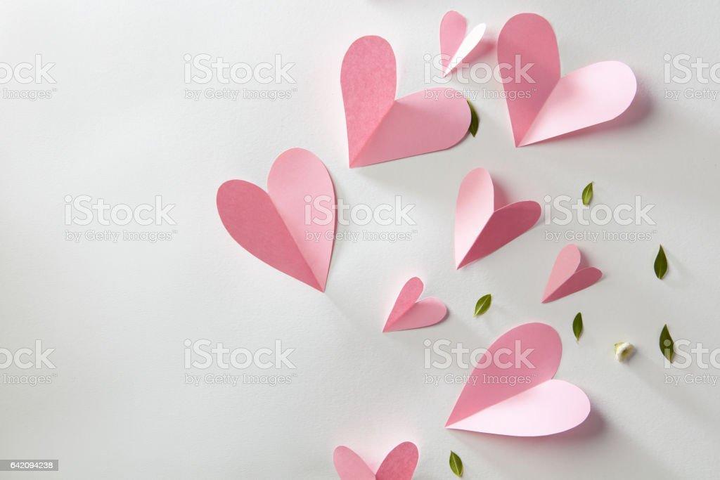Valentines Geschenk-Karte – Foto