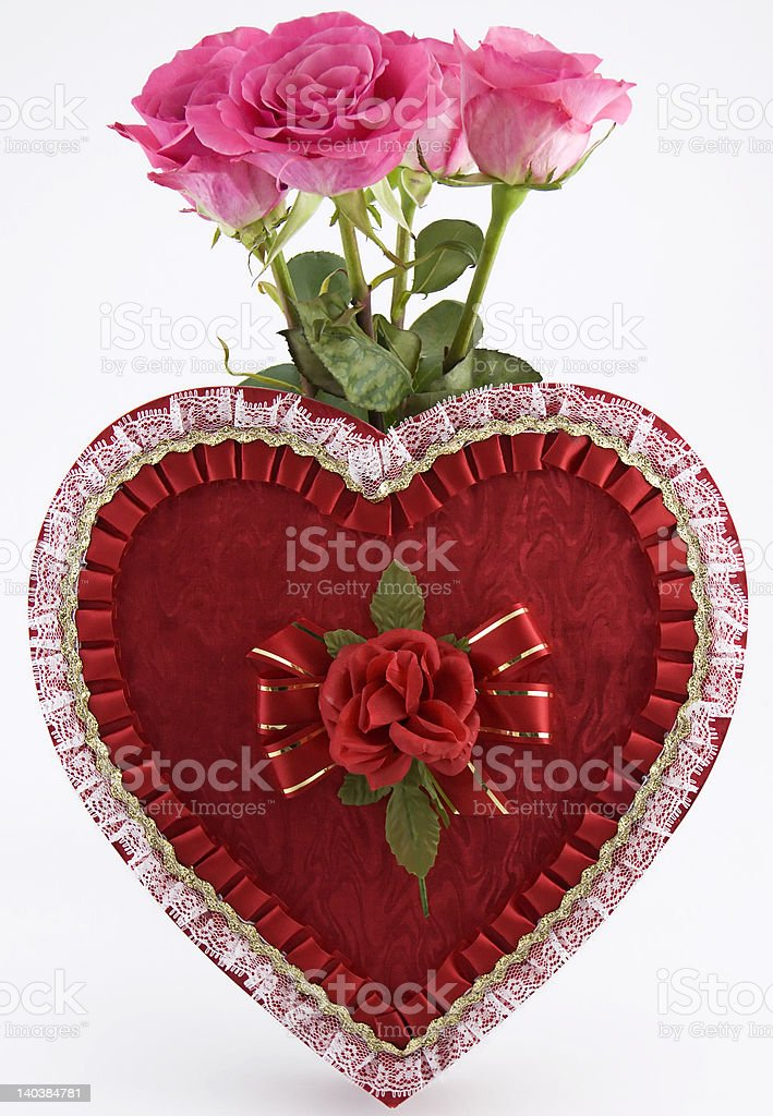 Valentines Gift royalty-free stock photo