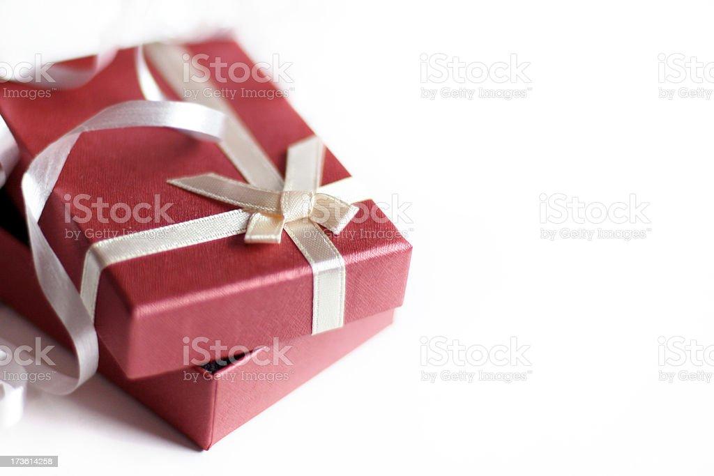Valentine's Gift royalty-free stock photo