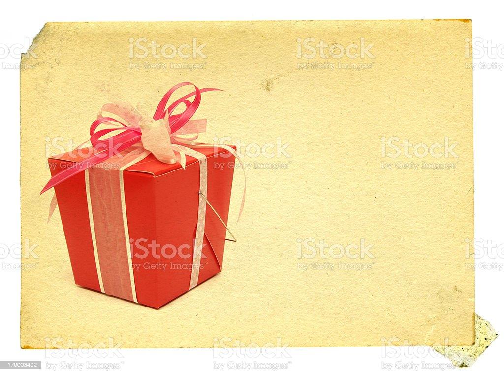 Valentines Grunge royalty-free stock photo