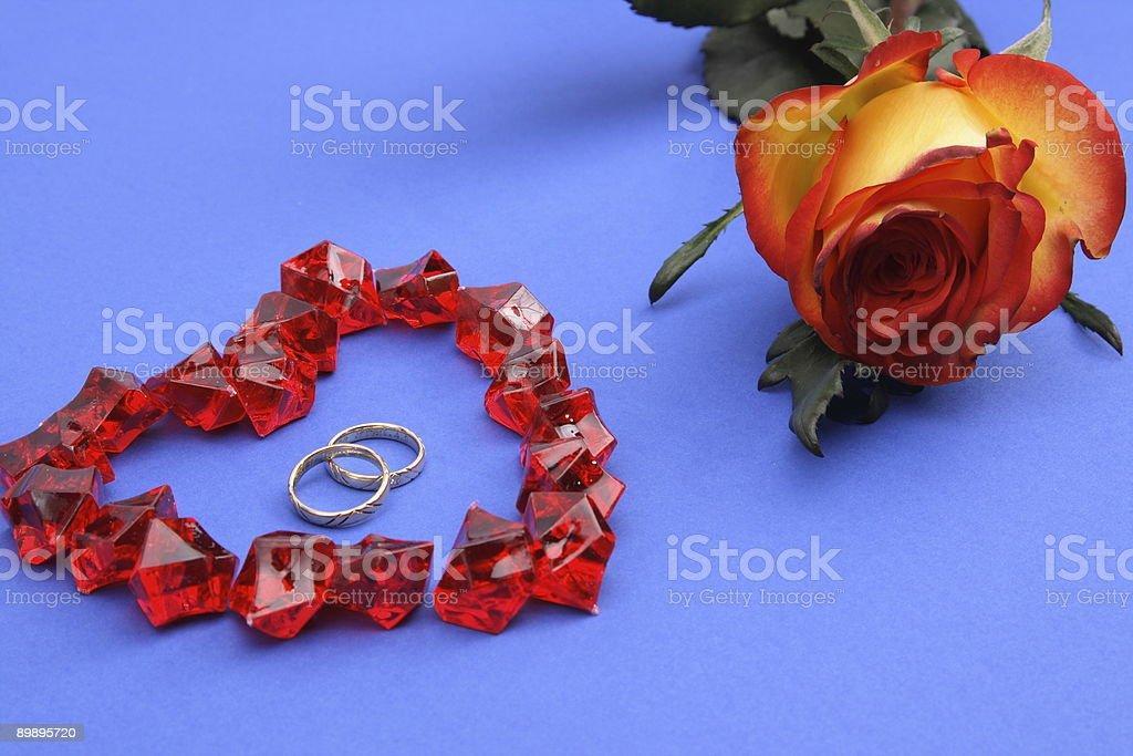 Valentines Heart royalty-free stock photo