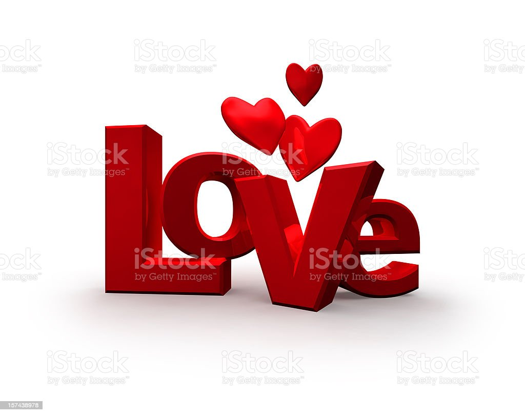 Valentine's Love royalty-free stock photo
