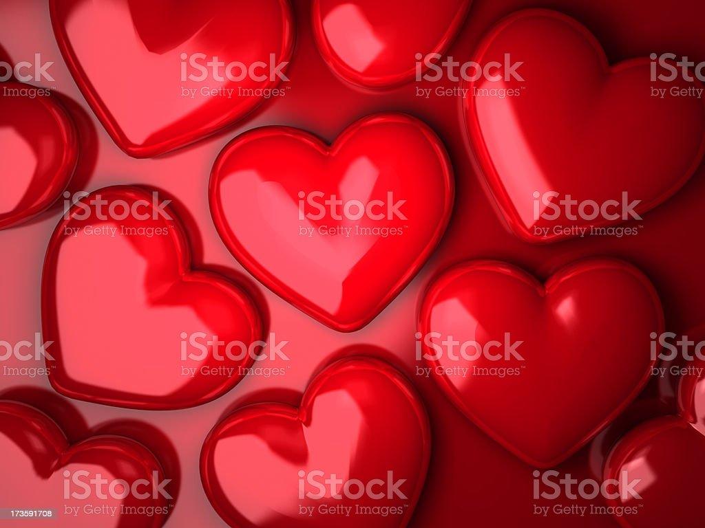 Valentine's royalty-free stock photo