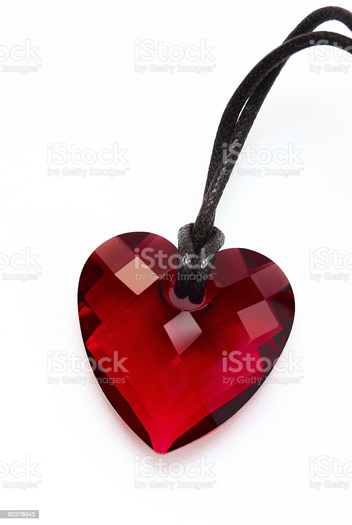 Valentine's symbol royalty-free stock photo