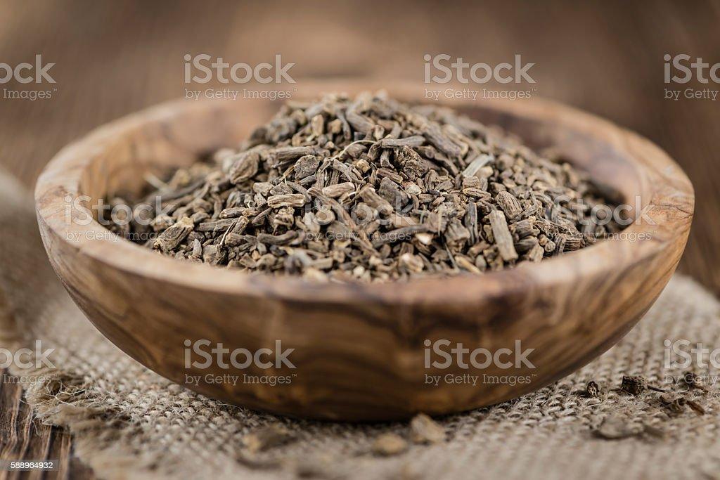 Valerian roots (dried) – Foto