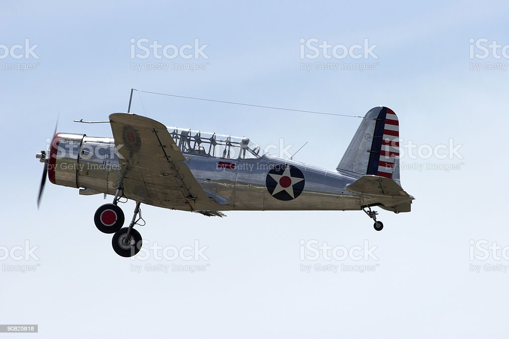 B-13 Valiant royalty-free stock photo