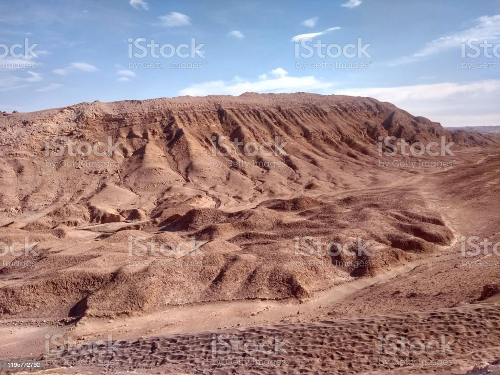 Valle De La Luna The Moon Valley San Pedro De Atacama Chile Stock Photo Download Image Now Istock