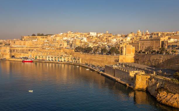 Valletta vom Schiff – Foto