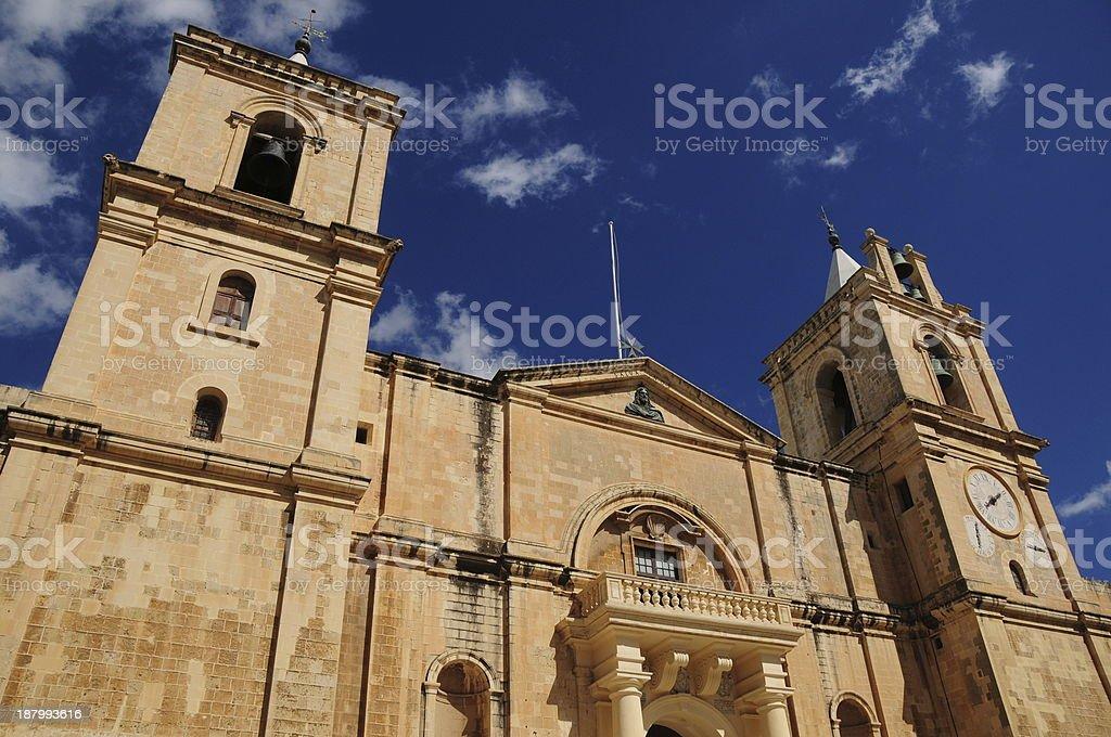 Valletta, Maltese Islands. stock photo