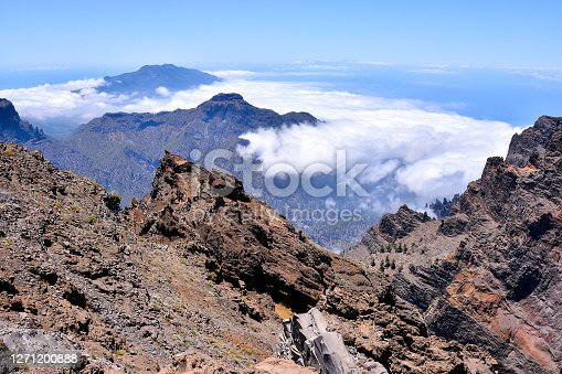 istock Valley in the Canary Islands 1271200888