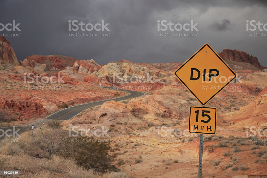 Valley of Fire National Park, NV royalty-free stock photo