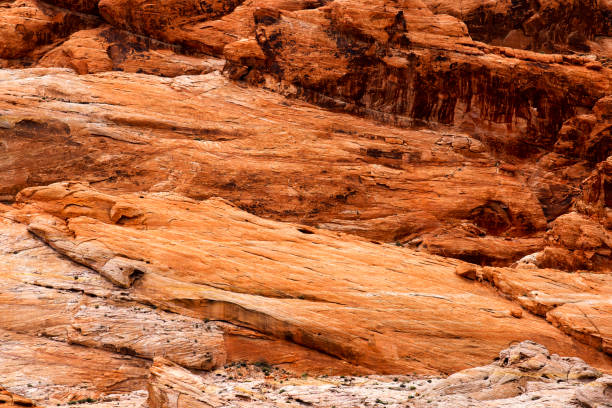Valley of Fire stock photo