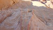 Valley of Fire Rock formation with Layers