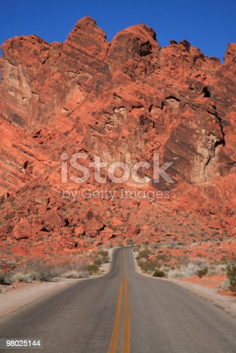 Valley Of Fire State Park Nv Stock Photo & More Pictures of Arid Climate