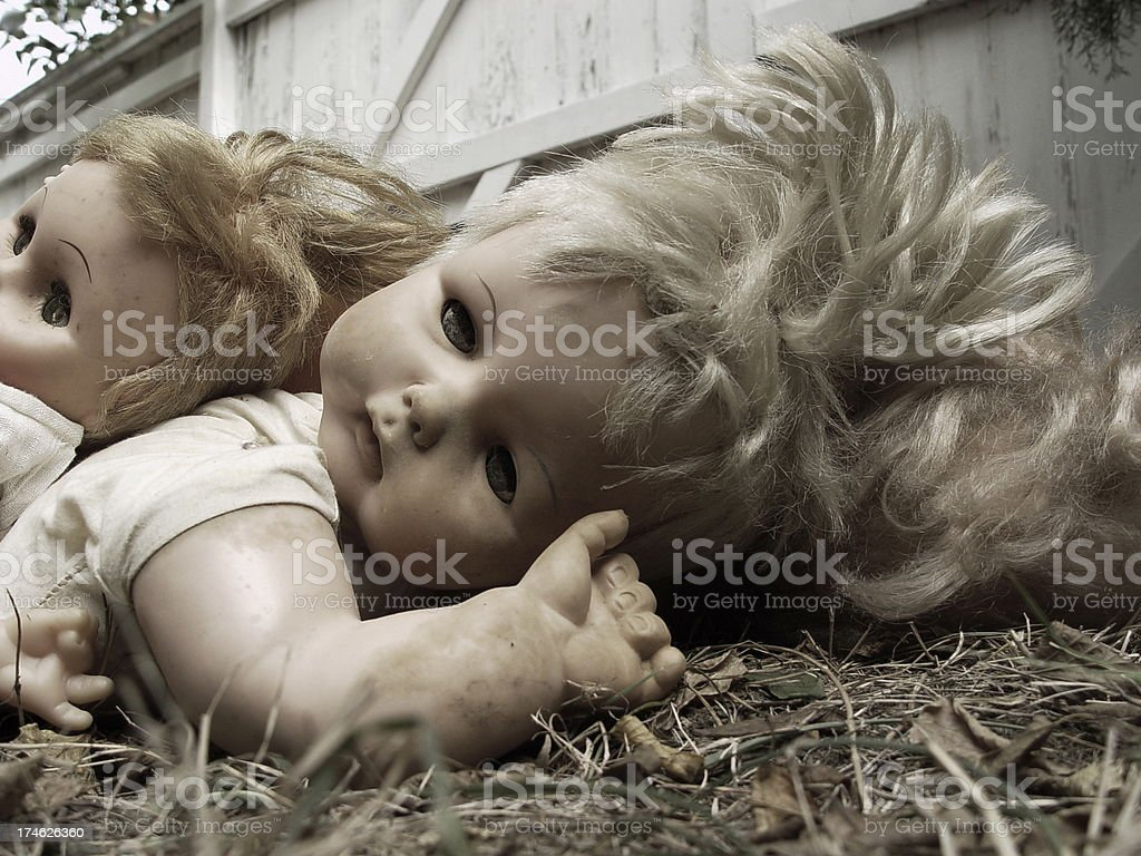 Valley of the Dolls stock photo
