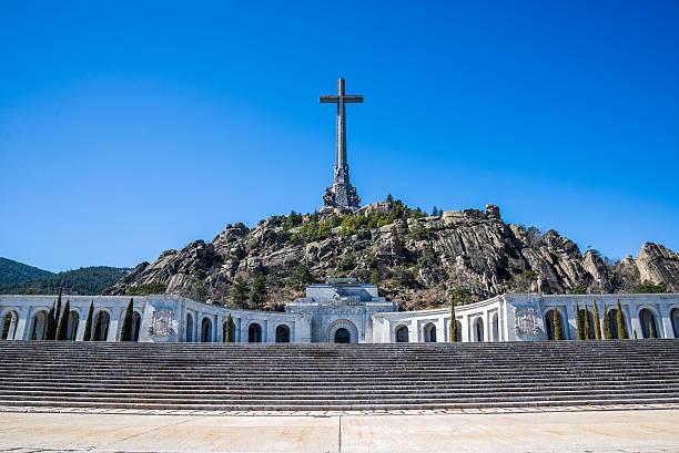 valley of the powalone, madryt, hiszpania. - dolina zdjęcia i obrazy z banku zdjęć