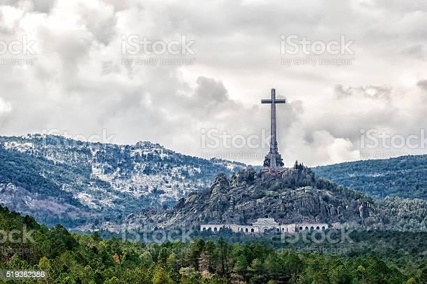 Valley of the Fallen (Valle de los Caidos), Madrid, Spain