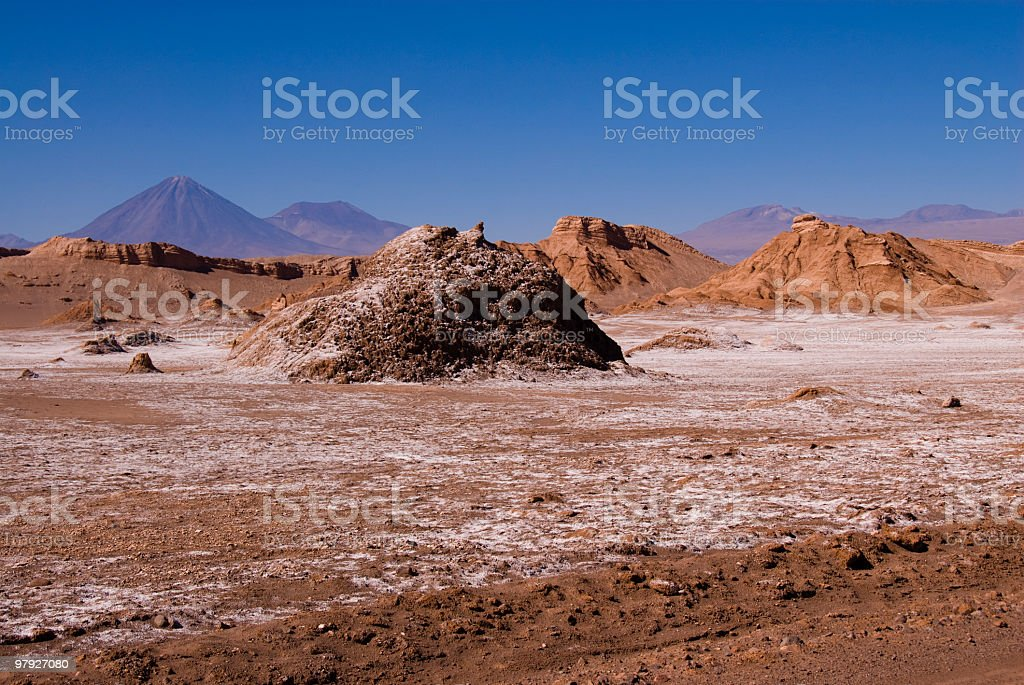 valley of the moon royalty-free stock photo
