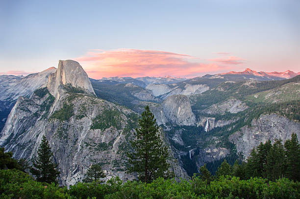 igneous rock and yosemite national park