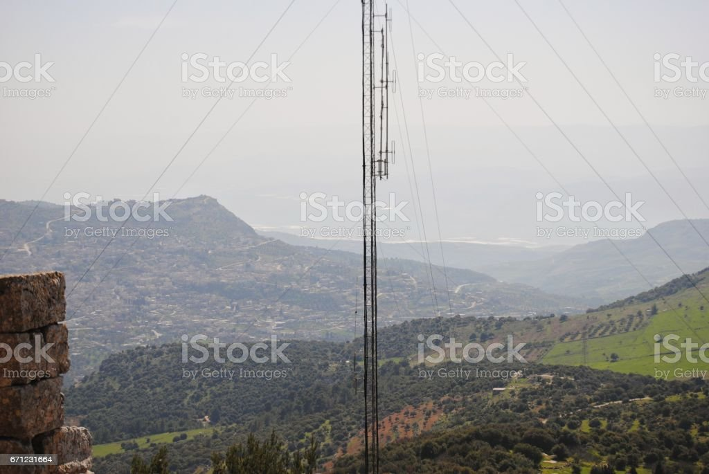 Valley stock photo