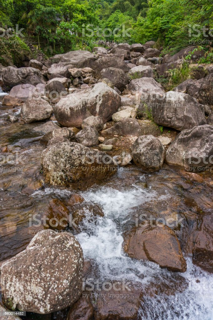 Valley Stream royalty-free stock photo