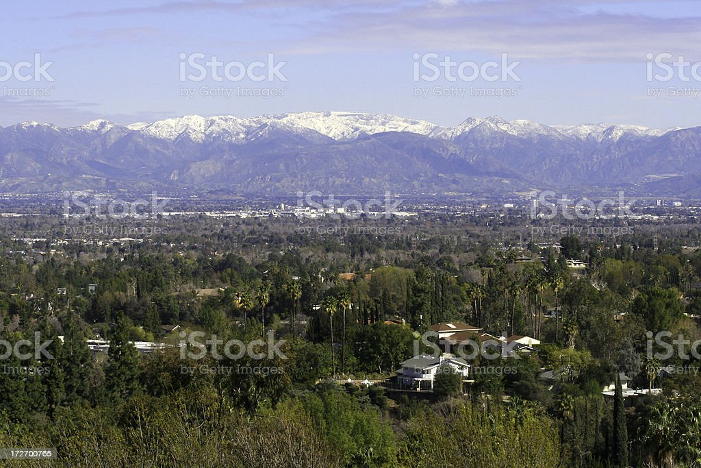 Valley View stock photo