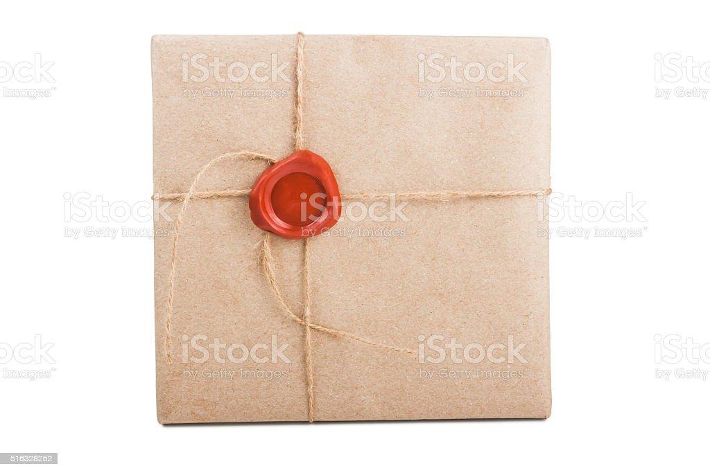 Valuable package stok fotoğrafı