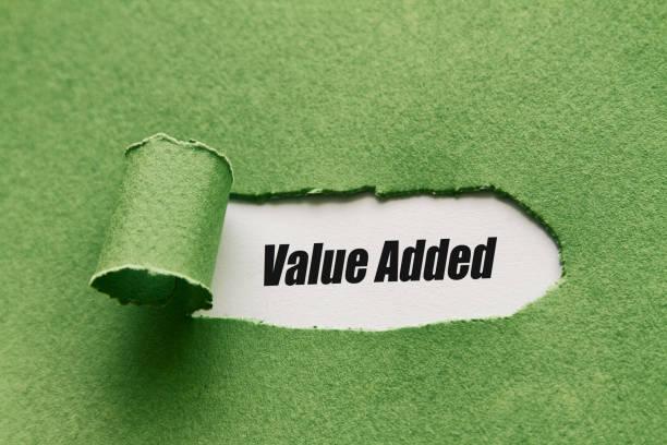 value added - plus stock-fotos und bilder