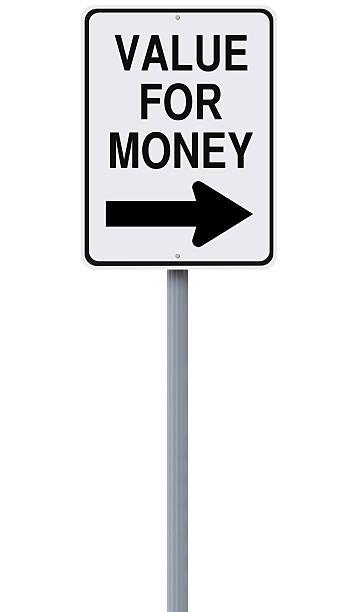 Value For Money stock photo