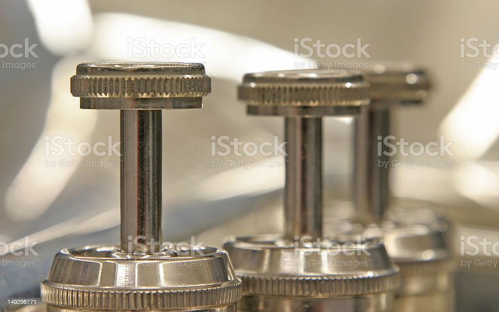 valves royalty-free stock photo