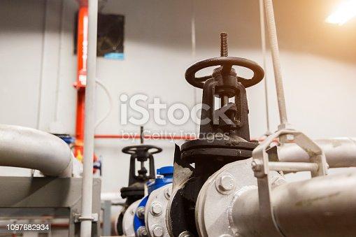 istock Valves Water pump 1097682934