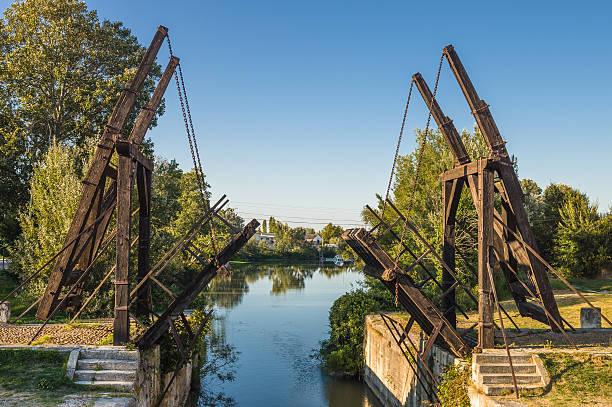 Van Gogh Zugbrücke – Foto
