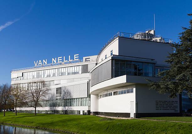 Van Nelle Factory stock photo