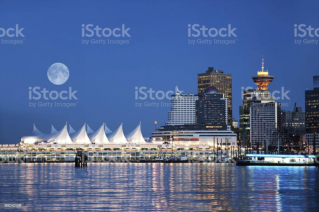 Vancouver, BC stock photo