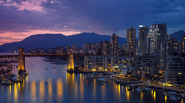 Vancouver - Canada stock photo