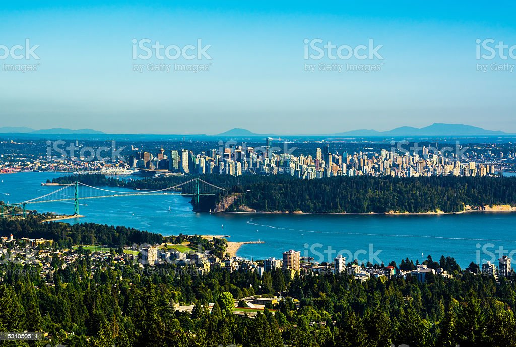 Vancouver, Canada stock photo