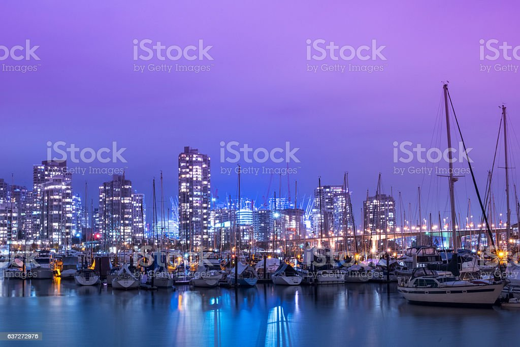 Vancouver, Canada stock photo