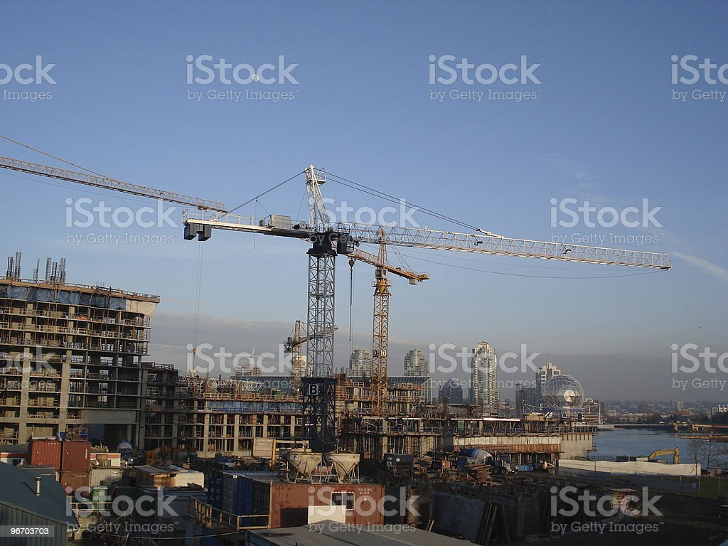 Vancouver - Construction in Progress