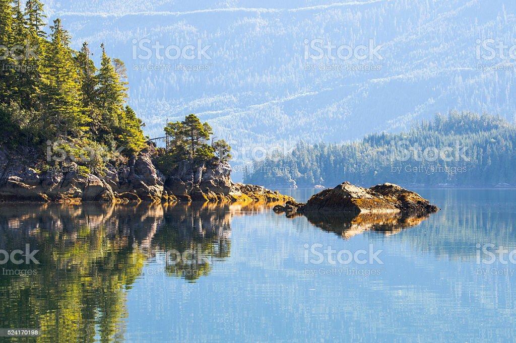 Küste von Vancouver Island – Foto