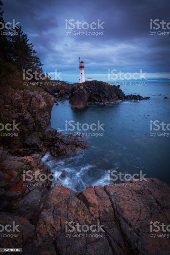 Vancouver Island stock photo