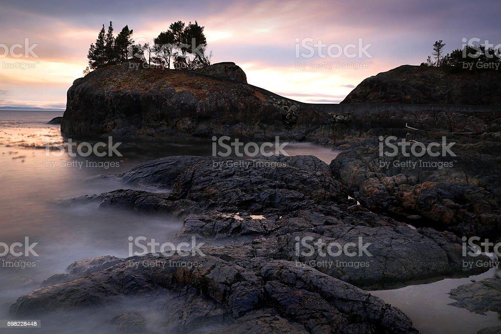 Ilha de Vancouver  foto royalty-free