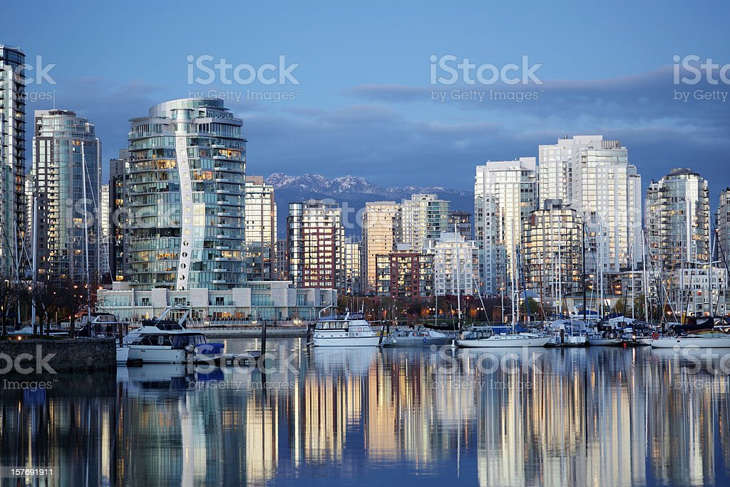 Vancouver stock photo