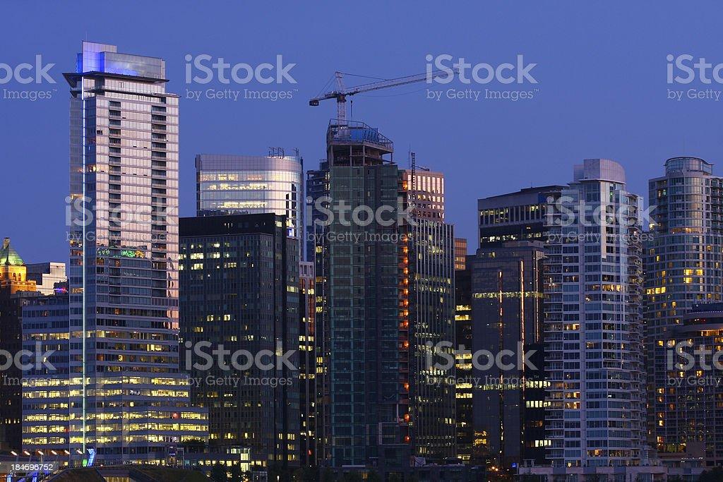 Vancouver stock photo