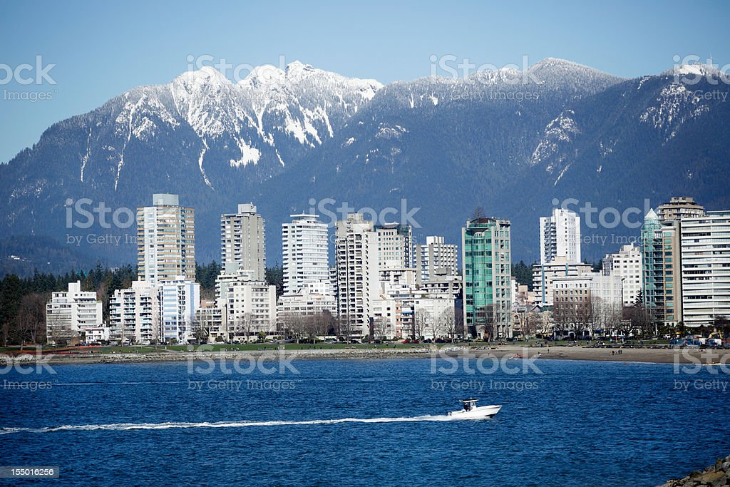 Vancouver Series royalty-free stock photo